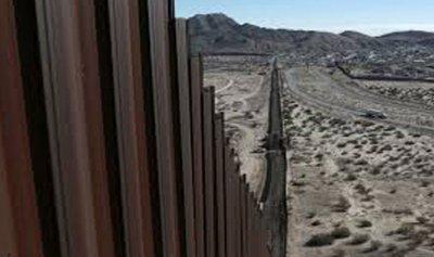 البنتاغون يسمح بصرف مليار دولار لبناء جدار ترمب
