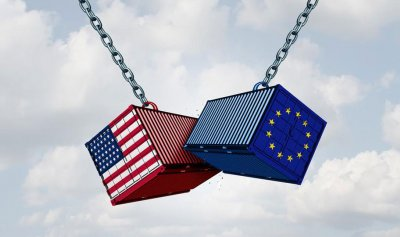 مخاوف من اندلاع حرب تجارية عبر الأطلسي