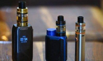 مادة خطيرة جديدة في السجائر الإلكترونية