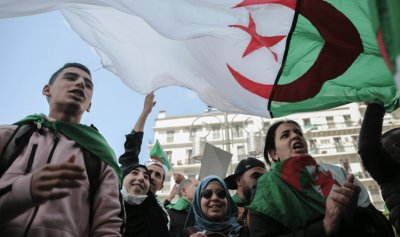 "What's happening in Algeria… is it the ""Arab spring""?‎"