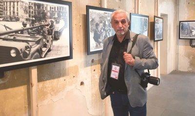 معرض فوتوغرافي بذكرى الـ44 للحرب