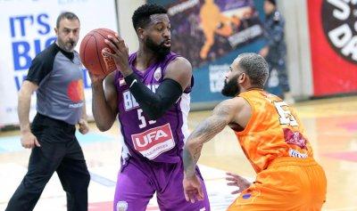 نهائي بطولة كرة السلة بين بيروت والرياضي
