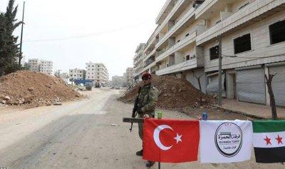 """تركيا """"تعزل"""" عفرين بجدار إسمنتي بطول 70 كيلومترا"""