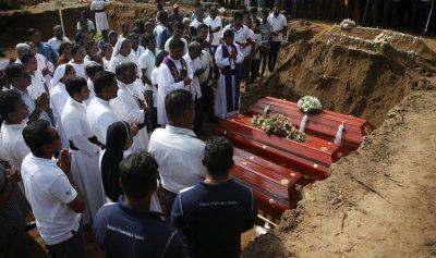 ارتفاع حصيلة تفجيرات سريلانكا إلى 310 ضحية