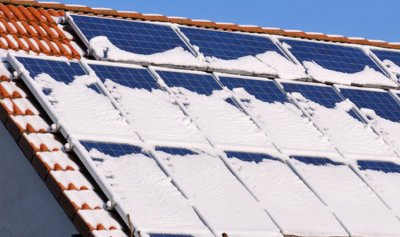 الثلوج لتوليد الكهرباء؟ 