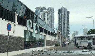 الخارجية دانت تفجيرات سريلانكا