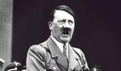بالصور: رسالة انتحار هتلر في مزاد علني!