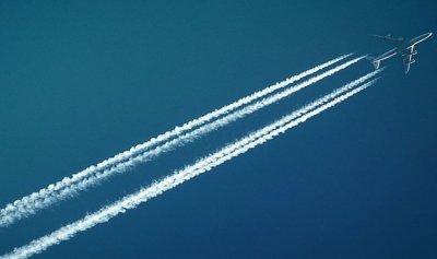 طائرة خفيفة تحلق إلى أجل غير مسمى!