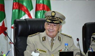 قائد الجيش الجزائري: بعض الأحزاب تحاول عرقلة الحوار