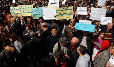 """""""ثورة جياع"""" في لبنان؟"""