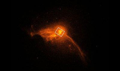 ماذا رصدت ناسا في أول ثقب أسود صوره العلماء؟