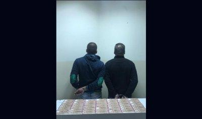 توقيف عصابة الـ20 ألف ليرة المزيفة
