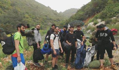 إنقاذ 12 شاباً عند مجرى نهر بسري