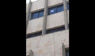 مجهولون أطلقوا النار على مبنى سراي الهرمل