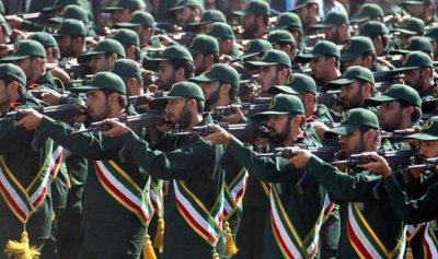 """الحرس الثوري الإيراني """"إرهابي"""" رسميًا"""