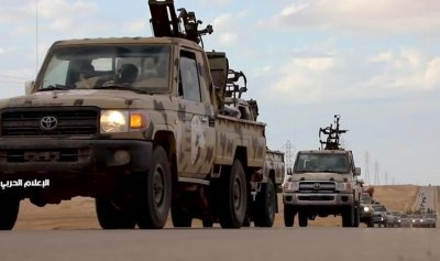 إعلان حالة الطوارئ في طرابلس الليبية
