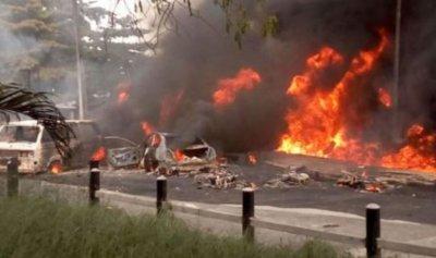 12 قتيلاً في انفجار صهريج في نيجيريا