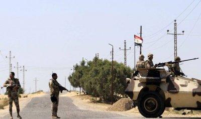 إحباط هجوم إرهابي في سيناء