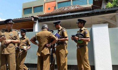 بالصور: 180 ضحية بانفجارات استهدفت كنائس وفنادق في سريلانكا