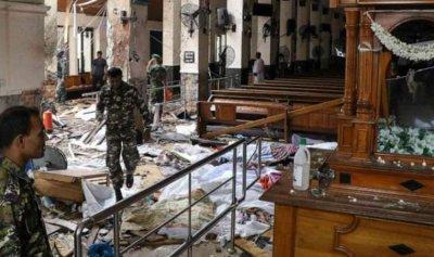 اعتقال 3 أشخاص ومصادرة قنابل وأسلحة في سريلانكا