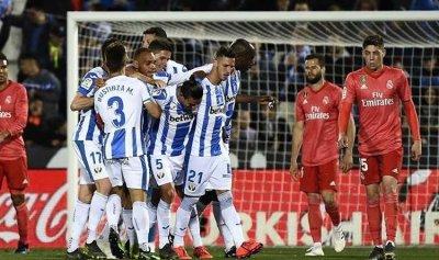 """ليغانيس يفرض التعادل على ريال مدريد في """"الليغا"""""""