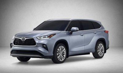 """""""Toyota"""" تطلق """"Highlander"""" الجديدة كلياً"""