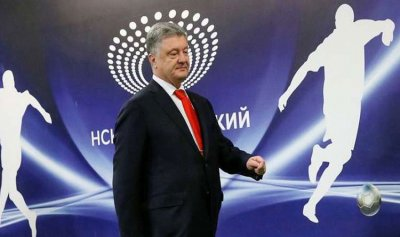 لماذا اقتحم الرئيس الأوكراني قناة تلفزيونية؟