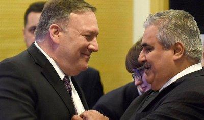 البحرين تدعم واشنطن ضد طهران