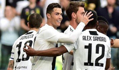 يوفنتوس بطلا للدوري الإيطالي للمرة الثامنة