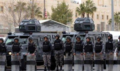 الأردن يحبط عمليات إرهابية ضد سفارتي أميركا وإسرائيل