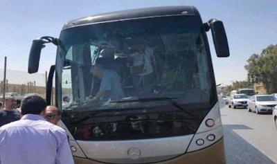 17 مصابا بانفجار عبوة ناسفة في الجيزة