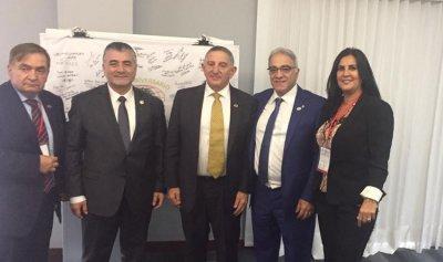 انتخاب هيئة إدارية جديدة للجامعة اللبنانية الثقافية في العالم