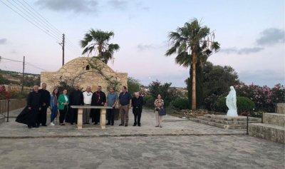رابطة قنوبين في قبرص: توأمة للرسوخ في الأرض