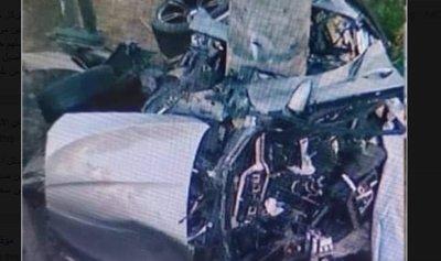 بالصورة: 4 قتلى لبنانيين بحادث سير في كاليفورنيا