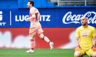 """برشلونة ينهي موسمه بتعادل """"باهت"""""""
