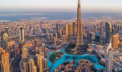 بالفيديو والصور: زائر مميز واستقبال خاص في دبي