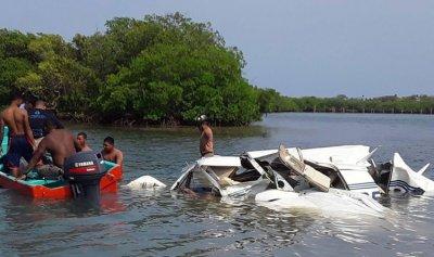 مقتل 5 سائحين أجانب جراء تحطم طائرة في هندوراس