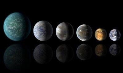 """10 كواكب """"خفية"""" بحجم الأرض!"""