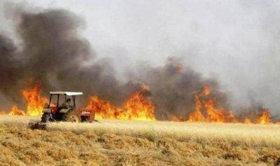 """الحرائق """"المفتعلة"""" في العراق مستمرة"""