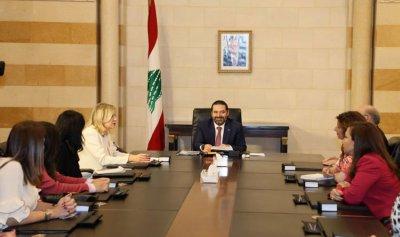 قانون يسمح للبنانية بمنح الجنسية لأولادها بيد الحريري