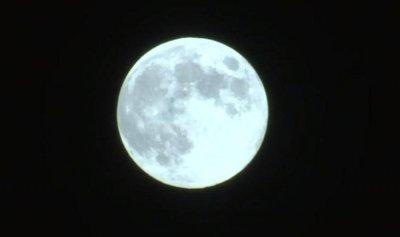 """""""القمر الأزرق""""… ظاهرة فلكية استثنائية"""