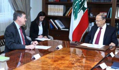"""واشنطن: زمن تفهّم """"خصوصية"""" لبنان ولّى"""