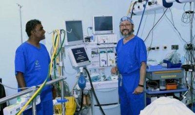 2500 مستفيد من العلاج المجاني لمنظمة البلسم الدولي