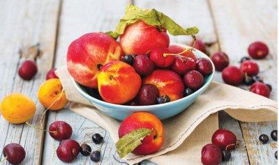 الفاكهة الحجرية: أفضل سناك لهذا الموسم!