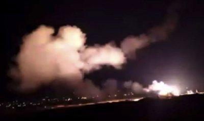 صواريخ إسرائيلية جديدة على سوريا