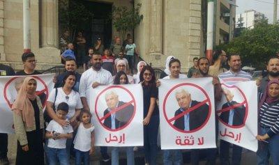 اعتصامان متقابلان في طرابلس