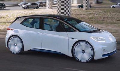 """Volkswagen"" تطلق سيارة كهربائية غاية في الأناقة"