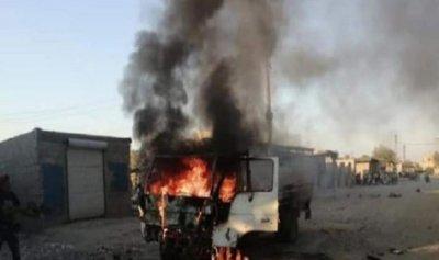 جريحان بانفجار سيارة مفخخة في دمشق