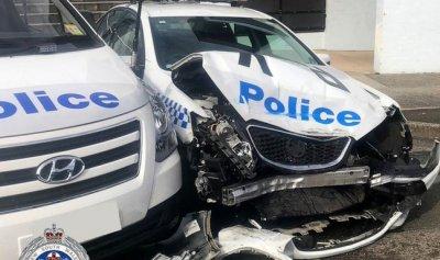 بالفيديو: حادث سير يفضح سائقاً بـ 270 كغ من المخدرات
