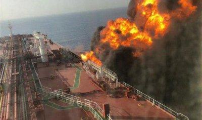 أدلّة جديدة تثبت تورط ايران بهجوم بحر عمان